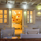 Chora Resort & Spa Folegandros - Pastry Shop
